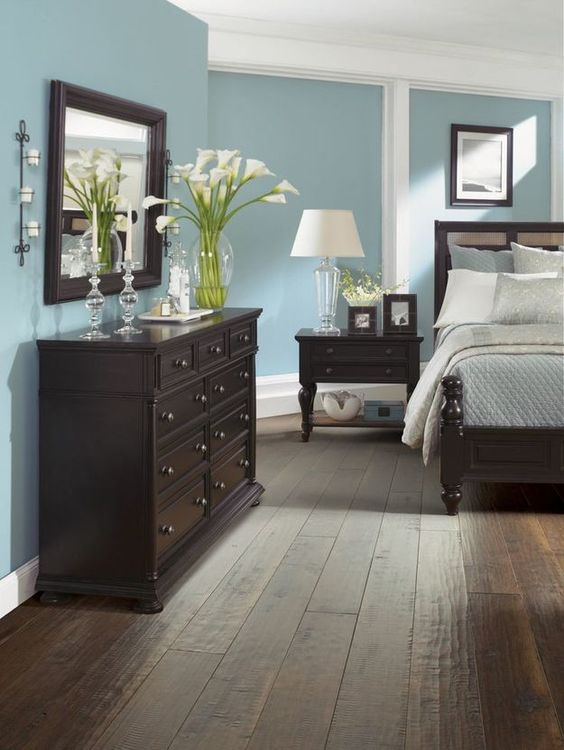 50 Relaxing Bedroom Paint Colour Ideas, Bedroom Furniture Paint Ideas